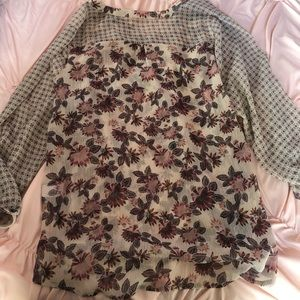 Maurices Tops - 3 for $12 Maurice's Long Sleeve Sheer Top